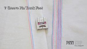 ตีนผี 7 Groove Pin Truck Foot