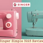 จักรเย็บผ้า Singer Simple 3223R จักรเย็บผ้า Singer Simple 3223G PINN SHOP