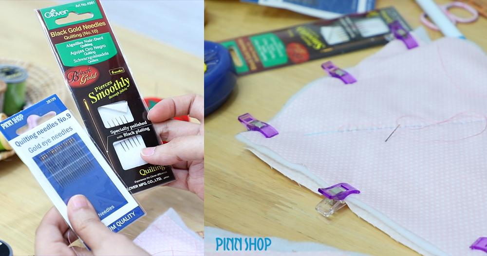 เข็มควิลท์ wonder clip PINN SHOP copy
